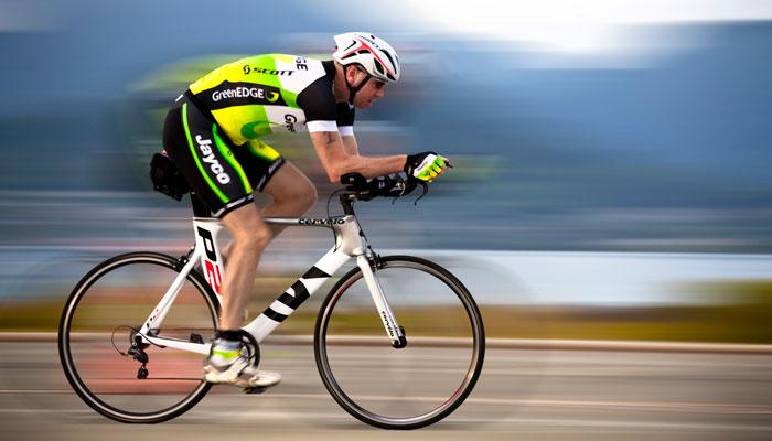 Aerodynamik vid cykling