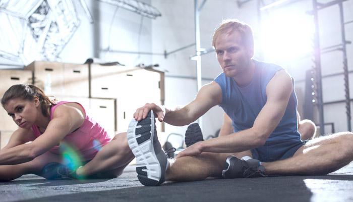 Akuta effekter av statisk stretching med olika intensitet