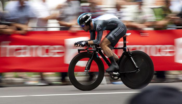 Bålträning för cyklister