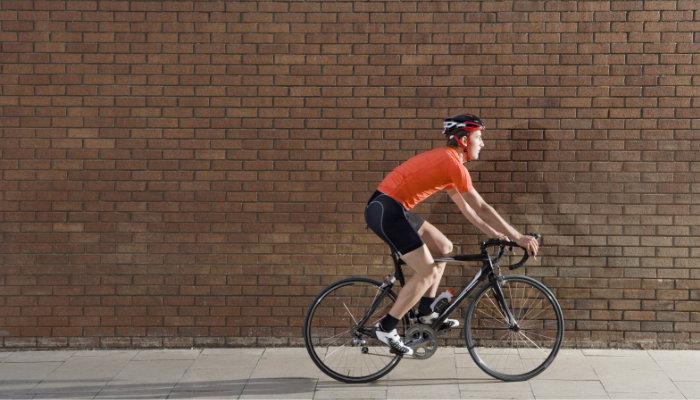 Ryggont vid cykling