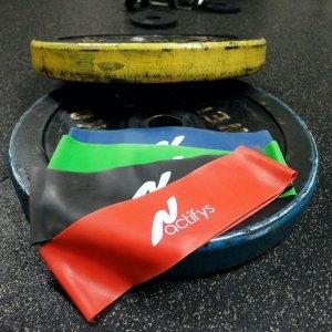 Miniband - Extra breda, 4-pack