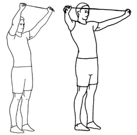 Övning 3: Band Pull Aparts