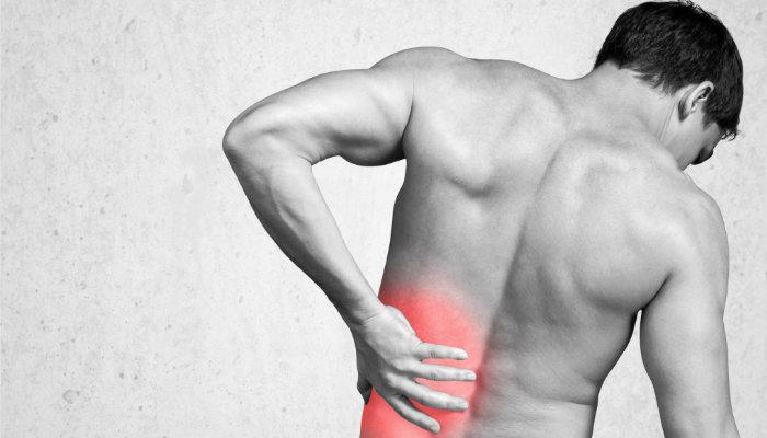 Kinesiotejpning vid ryggbesvär
