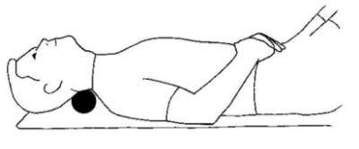 Massage Nackrosetten